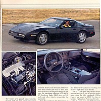 1988 Z51 vs. Porsche 911 Club Sport; Car and Driver, September 1988 by Administrator