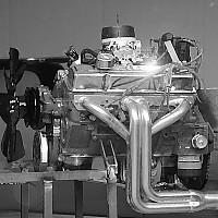 motor b w by Graves