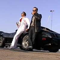 Graceland Randers - Elvis & Clooney by Claes