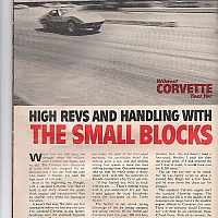 1969 Alle 350 and 427 Modeller Road Tests; Car Life, Juli 1969 by Administrator