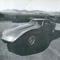 Corvette L-82; Road Test Magazine, February 1974 by Administrator