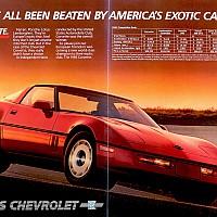 C4 Corvette Ad by Administrator