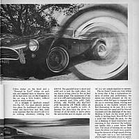 1964 Corvette vs. AC Cobra; Car Life, August 1964 by Administrator