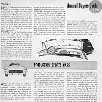 Corvette Review; Motor Trend, April 1954 by Administrator