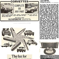 Goodbye LS6 Last of the fast Corvettes 1971 Corvette Test by Administrator