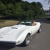 corvette 1 by Due