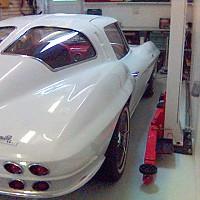 63 Corvette by Rene Scholtz