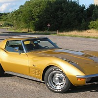 71 corvette - after by Shark