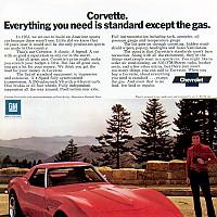 C3 Corvette Reklamer / Ads. by david