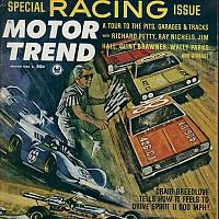 Motor Trend, Marts 1966, Test af 427 Roadster by david