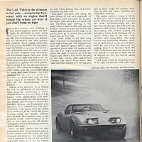 1969 L-88; Hot Rod Magazine, April 1969 by david