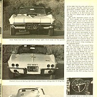 427/435 vs. Shelby GT500; Motor Trend, April 1967 by david