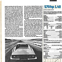 Duntov tester LT-1, LS-5 and LS-6 Road Tests; Car and Driver, June 1971 by david