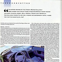 Side 6, Callaway Speedster Sports Car Illustrated, May 1991 by david