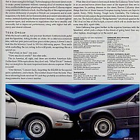 Side 7, Callaway Speedster  Sports Car Illustrated, May 1991 by david