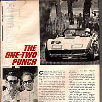 Car Life, April 1970 - 1968 SCCA L-88 Race Car by david